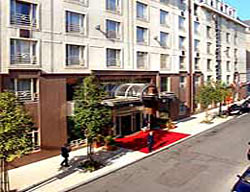 Hotel Brussels Renaissance