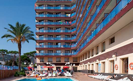 Hotel calella palace calella barcelona for Hotel president barcelona