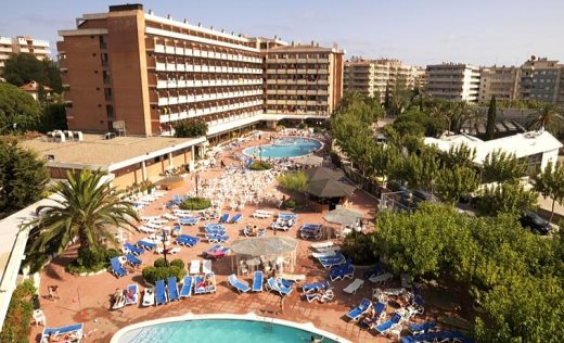 Hotel California Garden, Pulse Para Ampliar Imagen