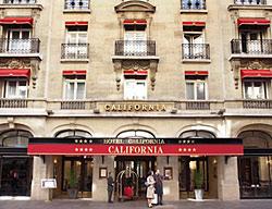Hotel California Paris Champs-elysées