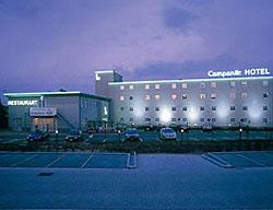 Hotel Campanile Brussels