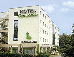 Hotel Campanile Luxembourg