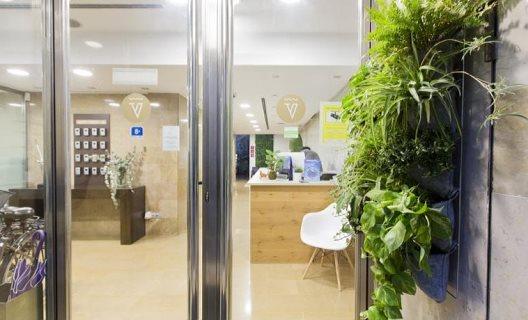 hotel chill art jardin botanico valencia valencia