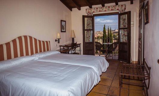 Hotel Cigarral De Caravantes
