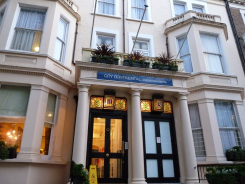 Hotel City Continental London Kensington Earls Court