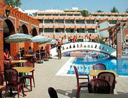 Hotel Club Almoggar Garden Beach