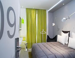 Hotel Color Design