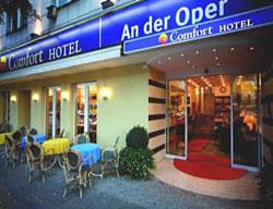 Hotel Comfort An Der Oper
