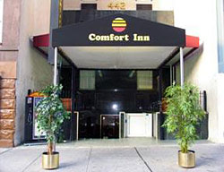 Hotel Comfort Inn Convention Center