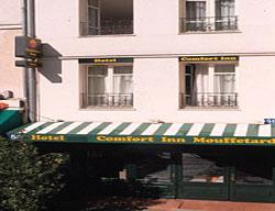 Hotel Comfort Inn Mouffetard