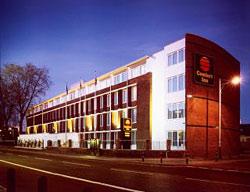Hotel Comfort Inn Vauxhall