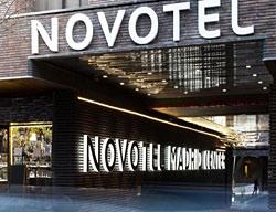 hotel madrid convencion: