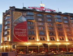 Hotel Crowne Plaza Brussells City Centre Le Palace