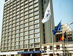 Hotel Crowne Plaza Europa Brussels