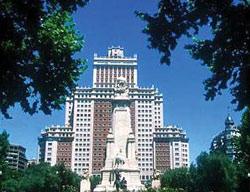 Hotel Crowne Plaza Madrid