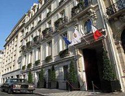 Hotel Crowne Plaza Paris Champs Elysees