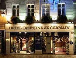 Hotel Dauphine Saint Germain