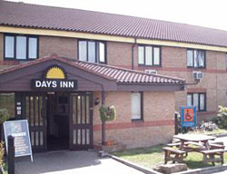 Hotel Days Inn London Stansted