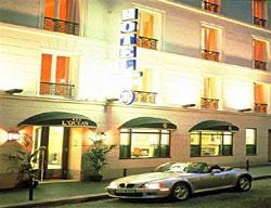 Hotel De L Ocean
