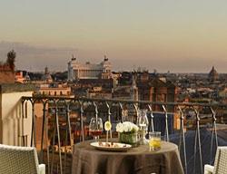 Hotel De La Ville Intercontinental Roma