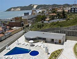 Hotel Delphia Terrazzo Ponta Negra Flat