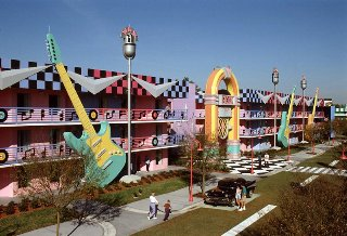 Hotel Disney S All Star Music Resort Package Push Here To Enlarge The Image