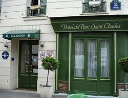 Hotel Du Parc Saint Charles