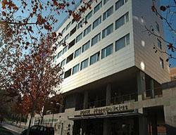 Hotel Eurostars Plaza Delicias
