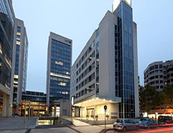 Hotel Exe Zaragoza World Trade Center