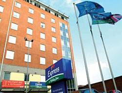 Hotel Express Holiday Inn London Limehouse