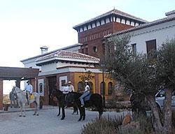 Hotel Forestal Señorio De Rias