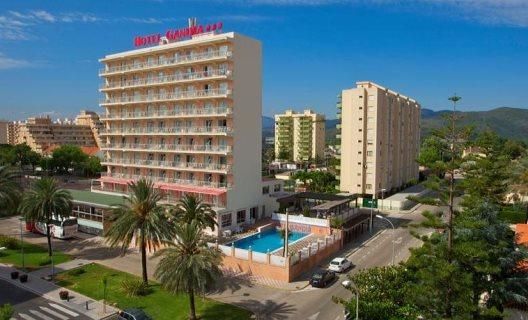 hotel playa gandia: