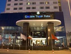 Hotel Golden Tulip Farah Casablanca