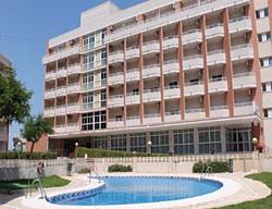 Hotel gran playa santa pola santa pola alicante - Hostal el jardin benidorm ...