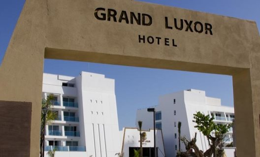 Escapada Halloween Hotel Angebote Grand Luxor
