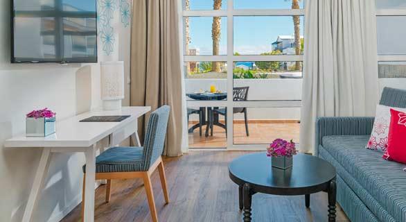 Lanzarote hotels playa blanca h10 rubicn palace h10 for Designhotel lanzarote