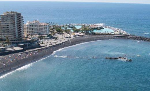 Hotel h10 tenerife playa puerto de la cruz tenerife - Playa puerto de la cruz tenerife ...