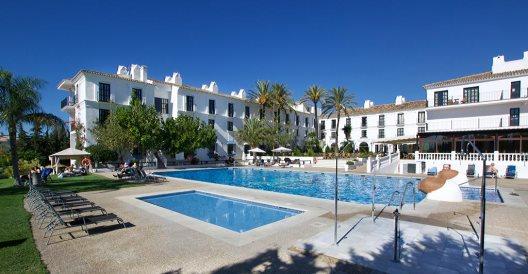 Hotel hacienda puerta del sol mijas m laga - Hotel puerta del sol mijas ...