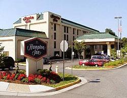 Hotel Hampton Inn Dumfries-quantico
