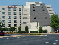 Hotel Hampton Inn Raleigh-crabtree Valley
