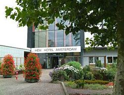 Hotel Hem Tourist Inn Amsterdam