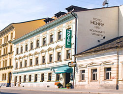 Hotel Henry Praga Center Boutique