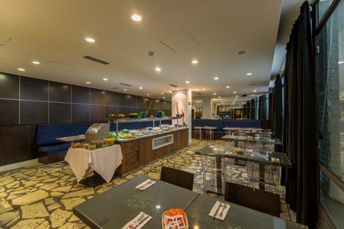hotel high tech gran: