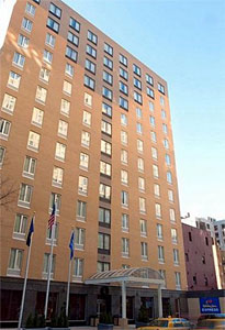 Hotel Holiday Inn Express Madison Square Garden Midtown West Nueva York