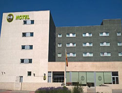 Hotel Holiday Inn Express Madrid Airport