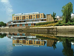 Hotel Holiday Inn London Brentford Lock