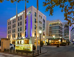 Hotel Holiday Inn Madrid Calle Alcalá
