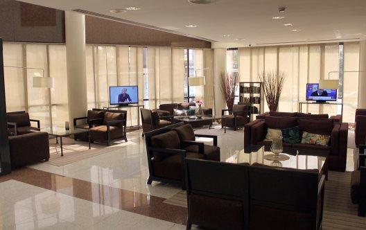 Hotel holiday inn madrid piramides madrid madrid - Hotel piramide madrid ...