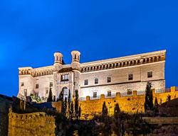 Hotel Hospederia Castillo Papa Luna