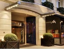 Hotel Hyatt Regency Paris - Madeleine